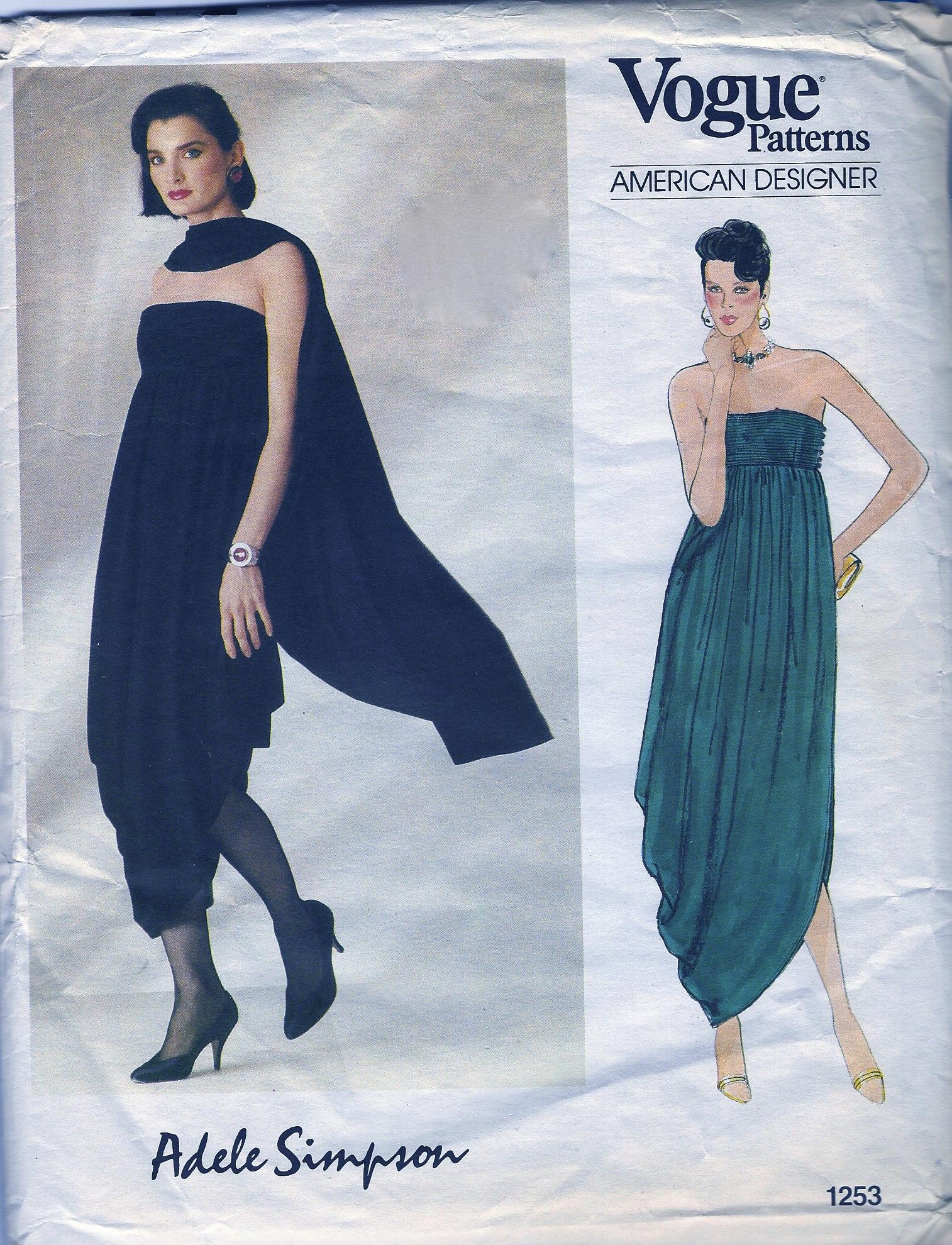 Vogue 1253 B