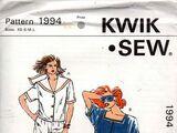 Kwik Sew 1994