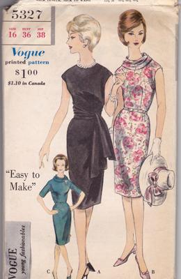 Vogue 5327