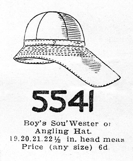 Madame Weigel's 5541