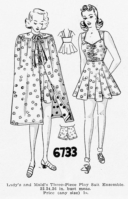 Madame Weigel's 6733
