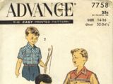 Advance 7758