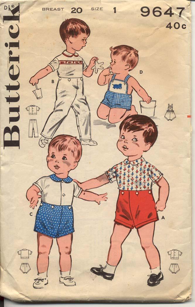 Butterick 9647