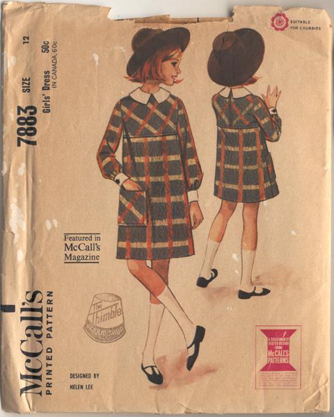McCall's 7883