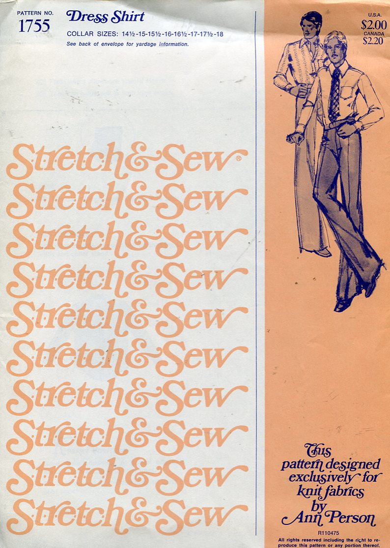 Stretch & Sew 1755