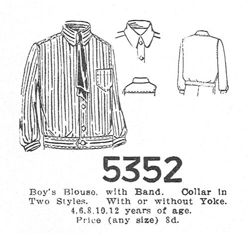 Madame Weigel's 5352