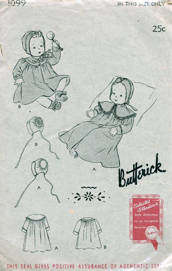 Butterick 1099