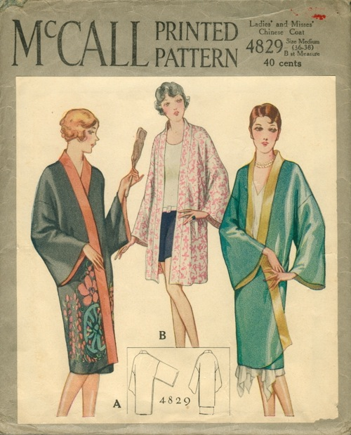 McCall 4829