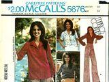 McCall's 5676