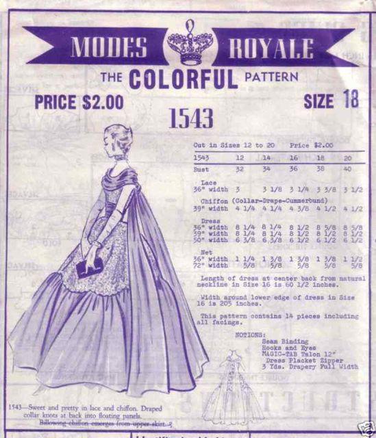 Modes Royale 1543