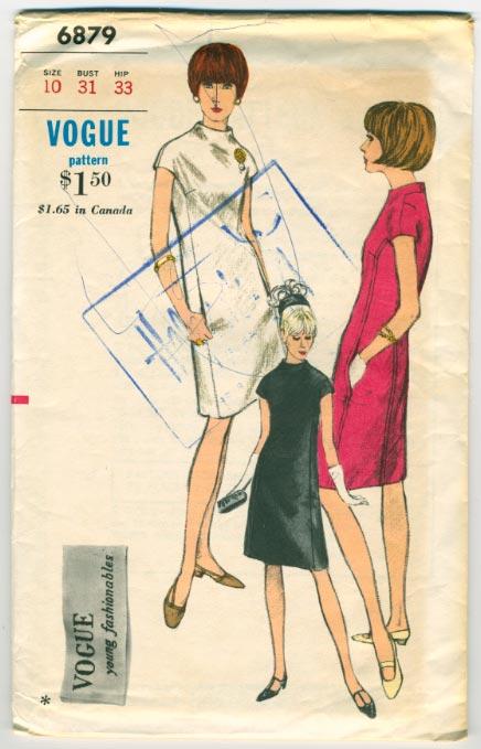Vogue 6879 A