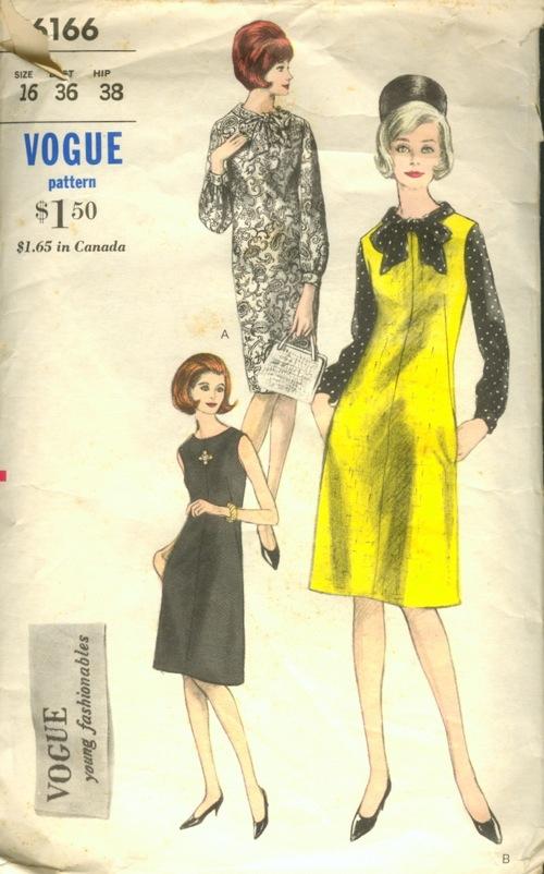Vogue 6166