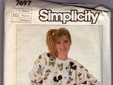 Simplicity 7697 A