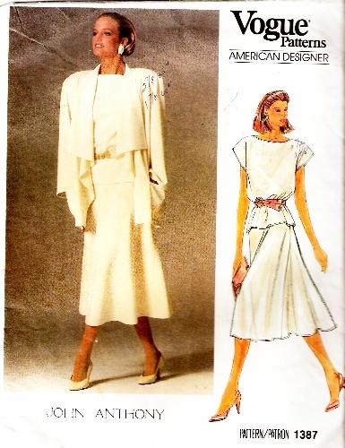 Vogue 1387 A