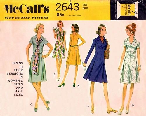 McCall's 2643