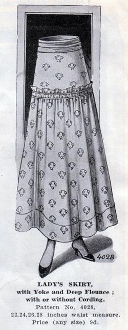 Madame Weigel's 4028
