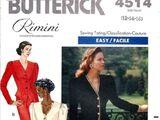 Butterick 4514 A