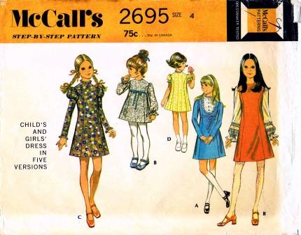 McCall's 2695
