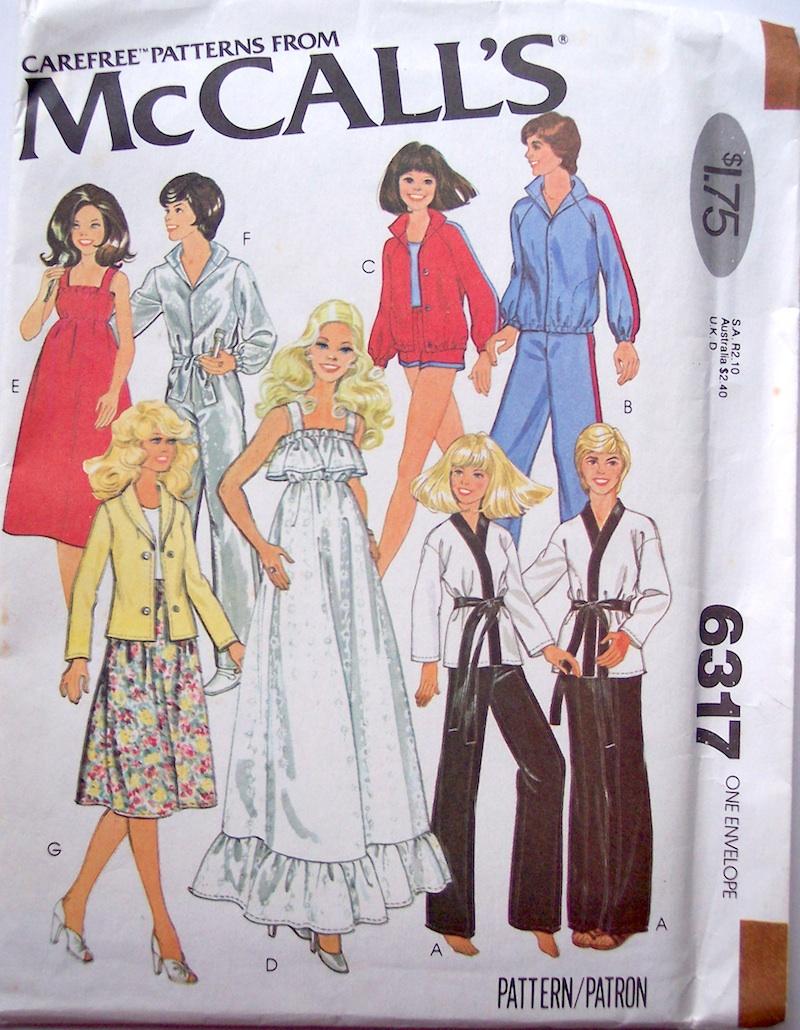 McCall's 6317