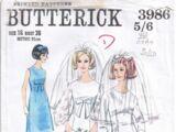Butterick 3986 A