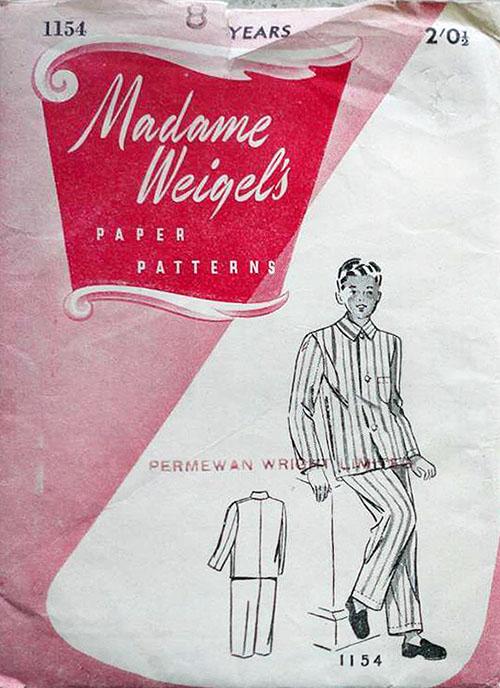 Madame Weigel's 1154
