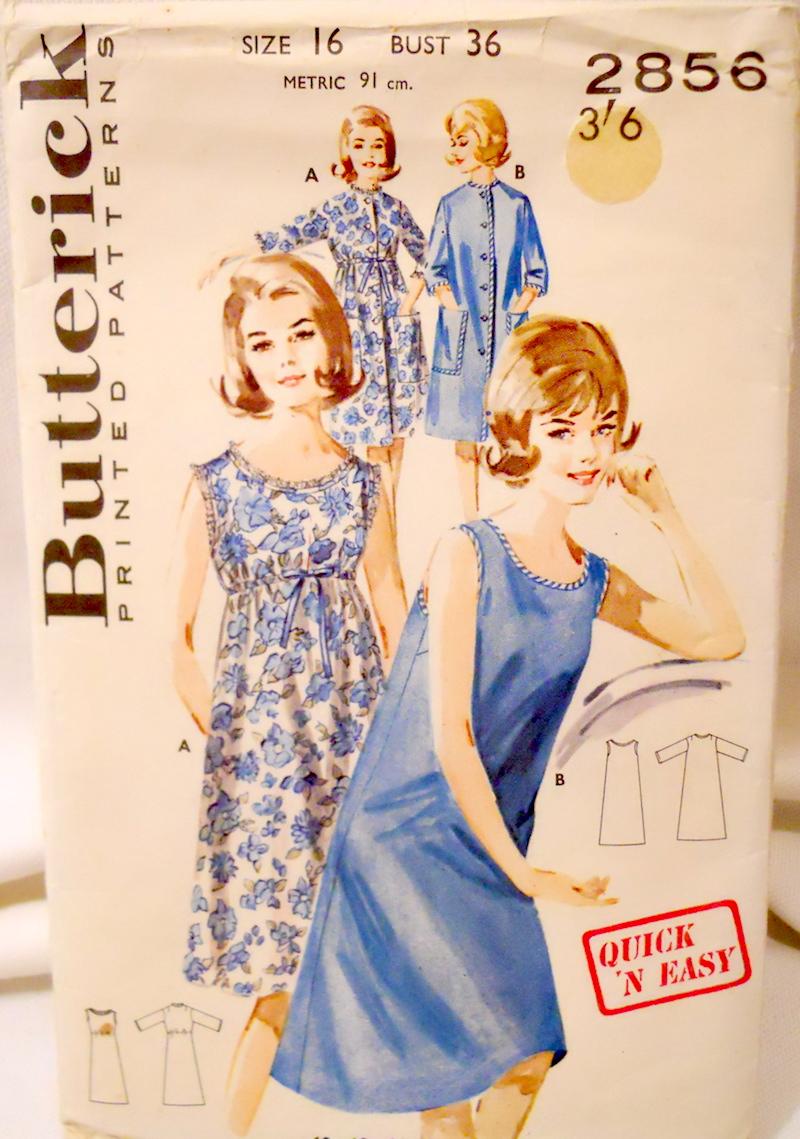 Butterick 2856