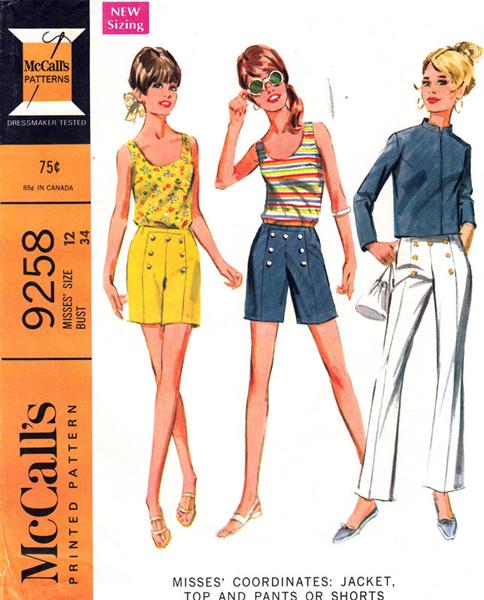 McCall's 9258 A