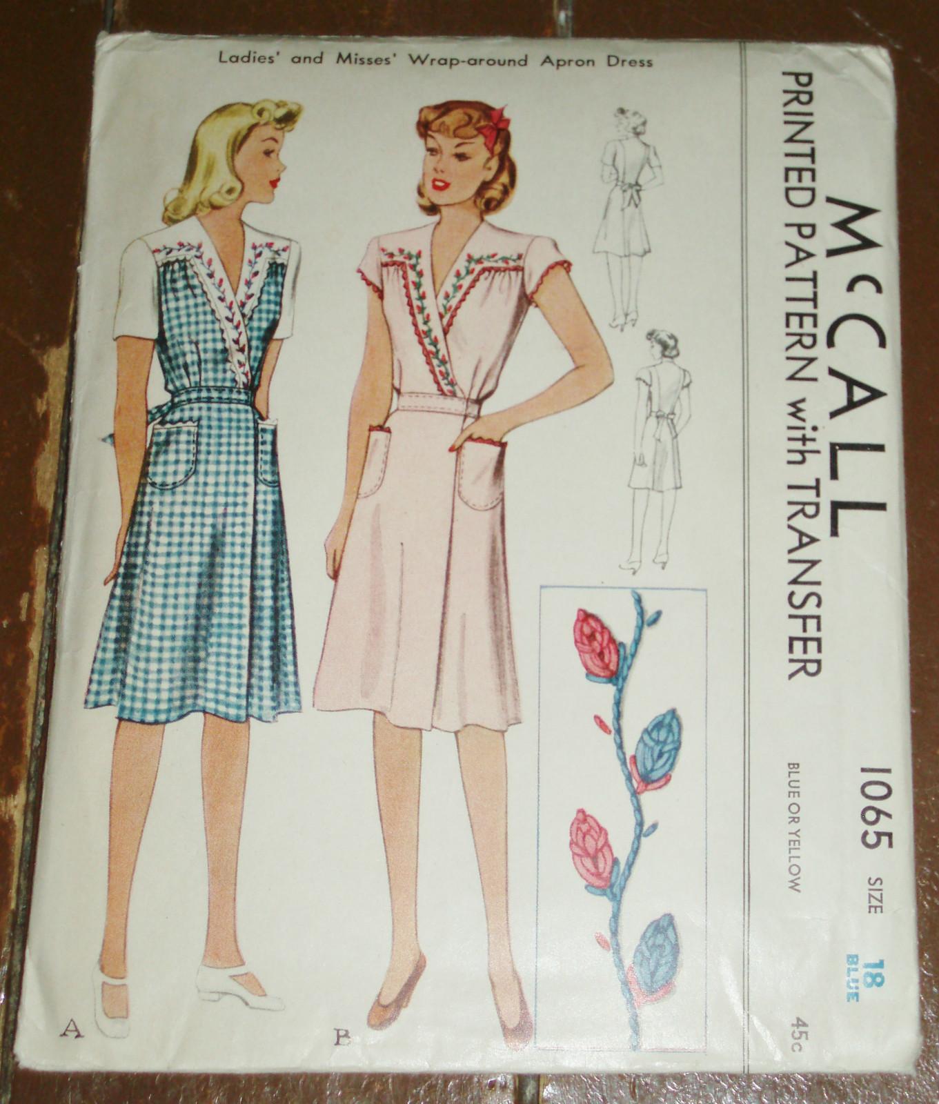 McCall 1065