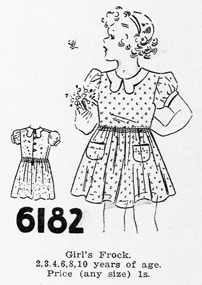 Madame Weigel's 6182