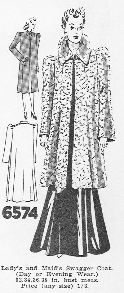 Madame Weigel's 6574