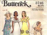 Butterick 5746