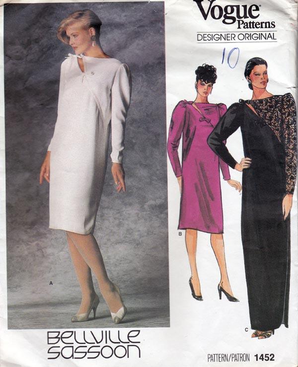 Vogue 1452 B