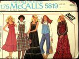 McCall's 5819
