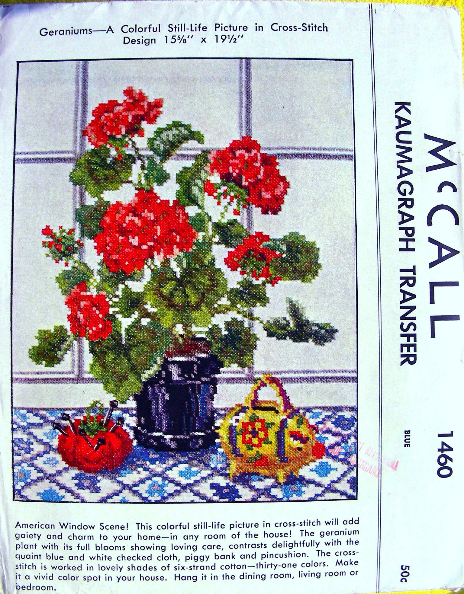 McCall 1460