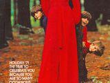 Vogue International Pattern Book December 1971/January 1972