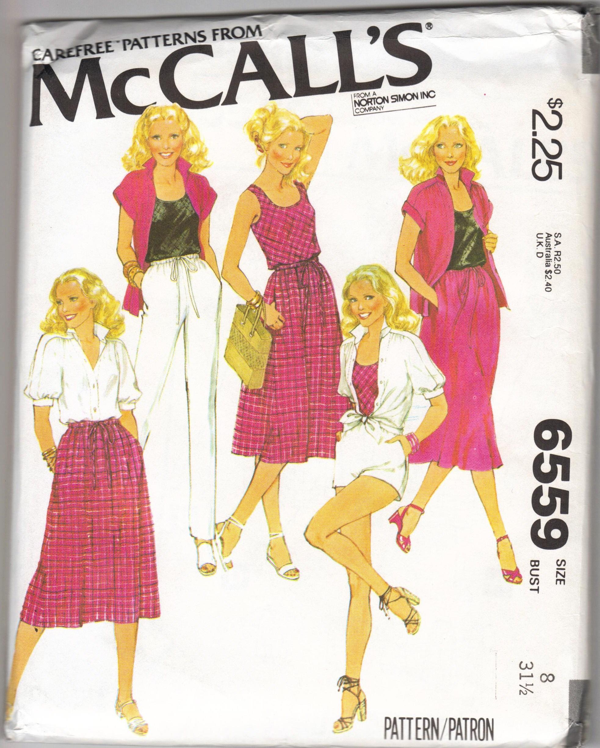McCall's 6559