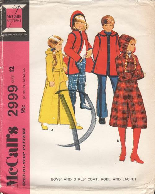 McCall's 2999