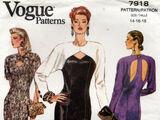 Vogue 7918 A