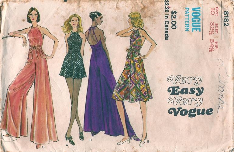 Vogue 8182 A