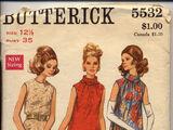 Butterick 5532