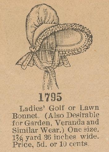 Butterick 1795