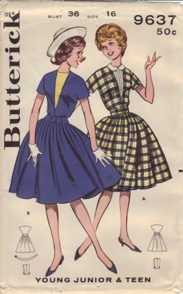 Butterick 9637