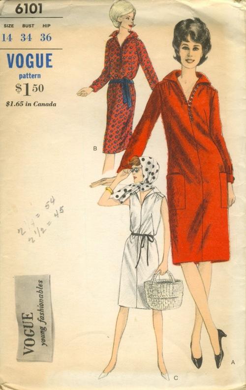 Vogue 6101