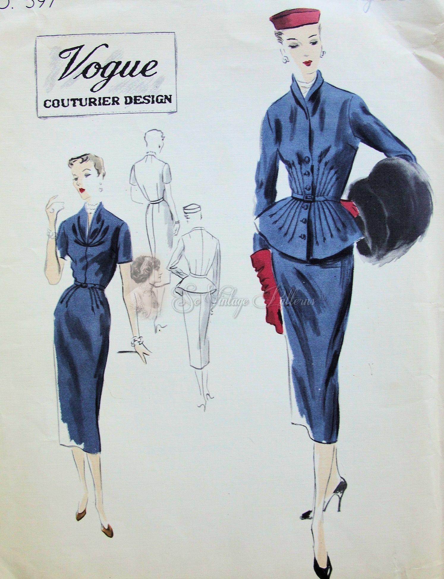 Vogue 597