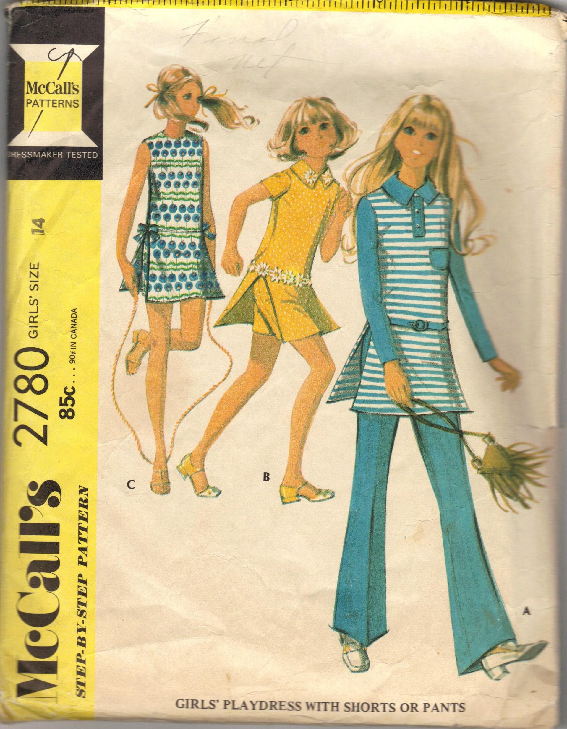 McCall's 2780
