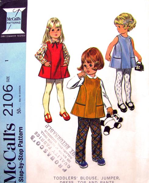 McCall's 2106