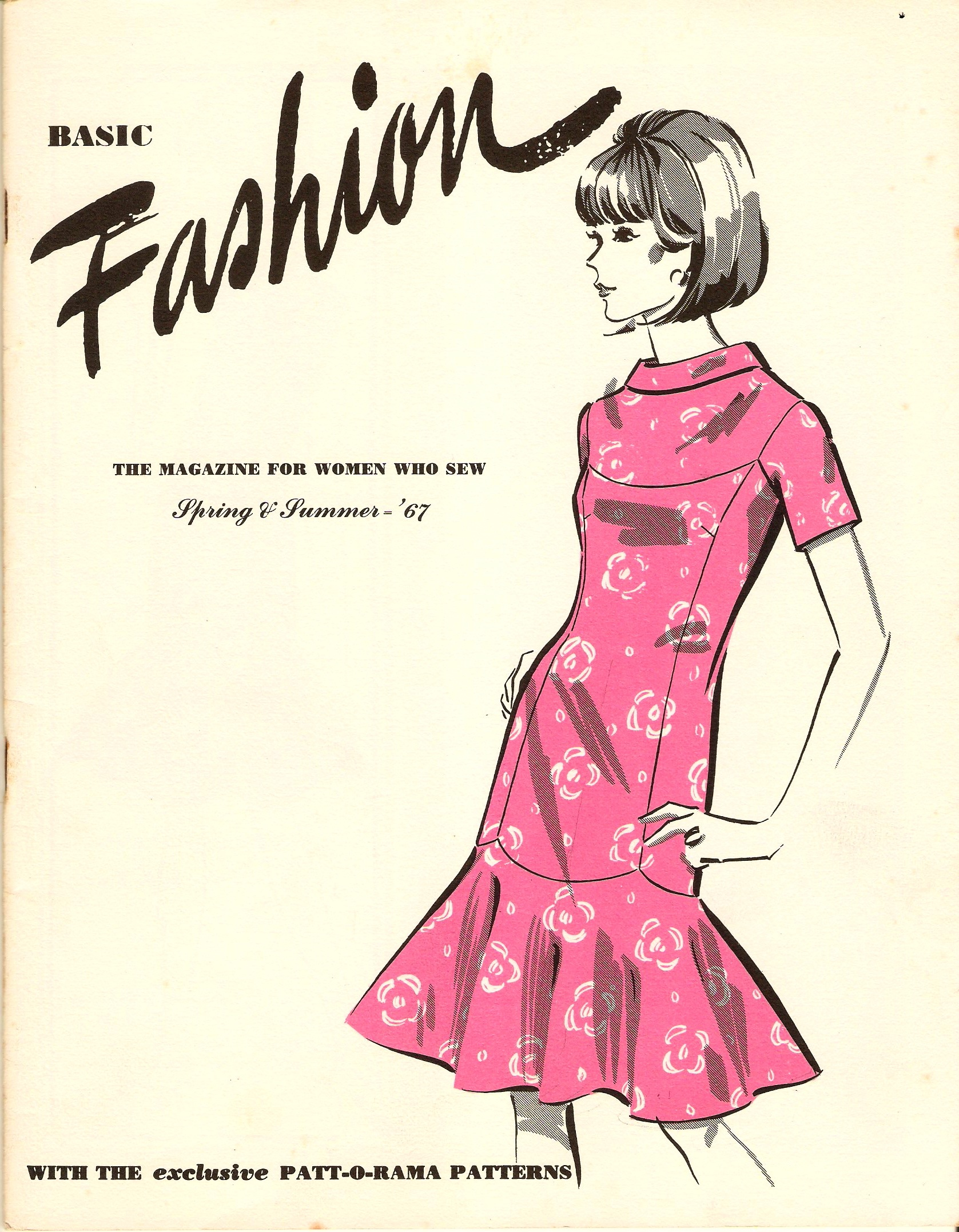 Basic Fashion Spring & Summer 1967