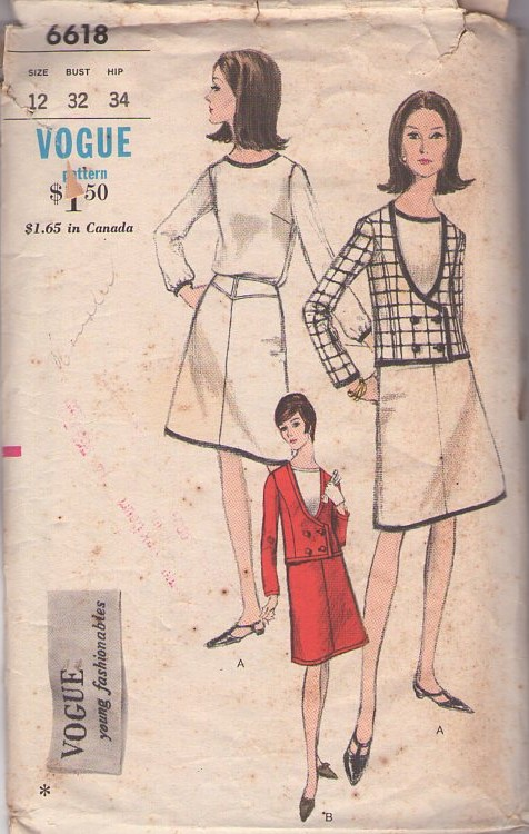Vogue 6618 A