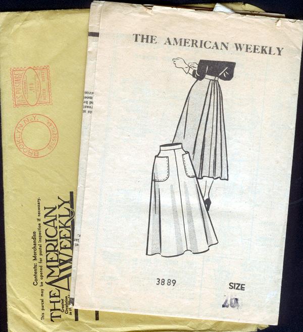American Weekly 3889