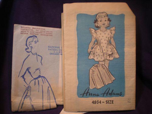 Anne Adams 4864 A